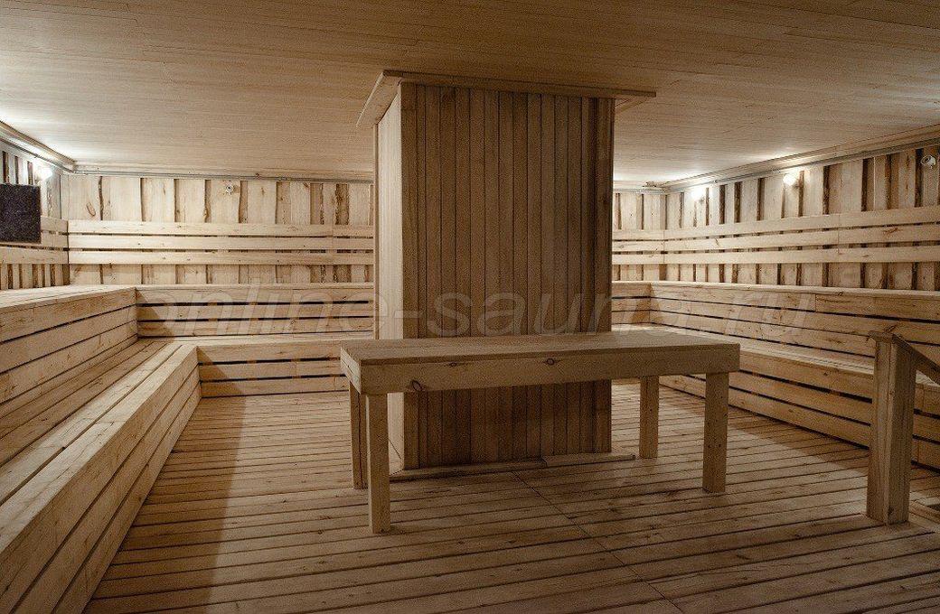 Визги-брызги, банный комплекс