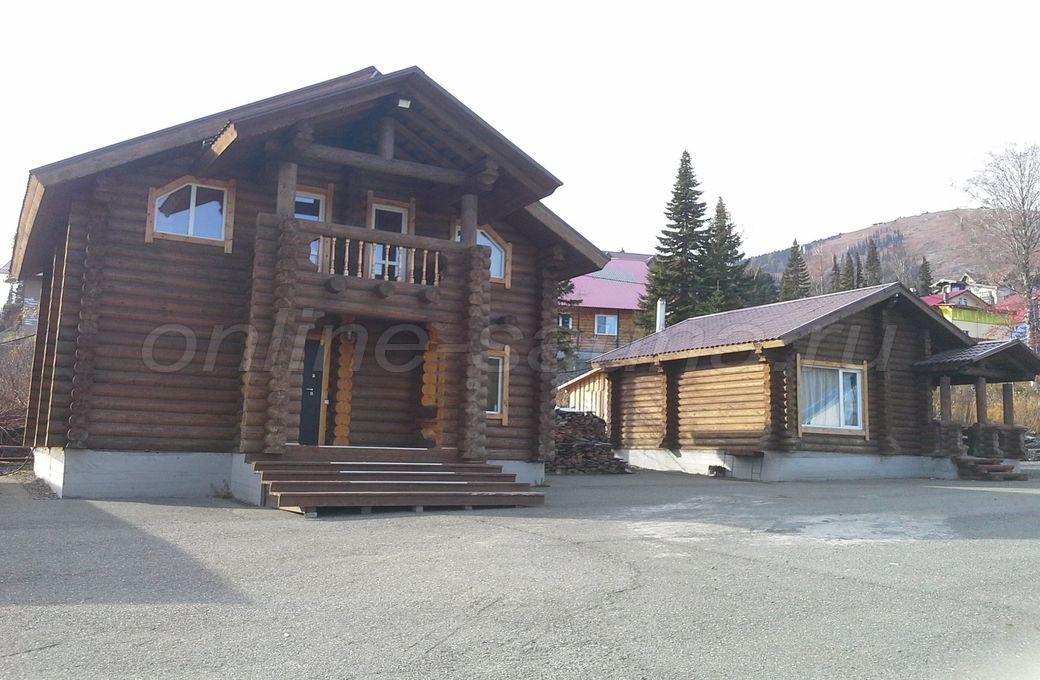 Горная усадьба, гостевой дом