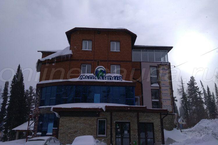 Лапландия, гостиница