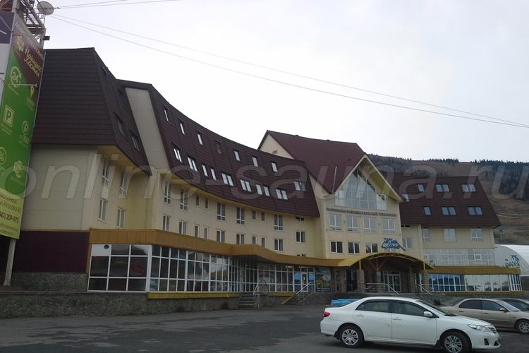 Ольга, гостинично-развлекательный комплекс на Горнолыжной